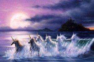 Unicorns by Jim Warren