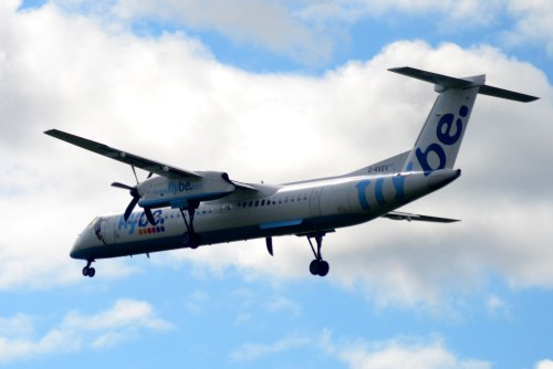 Plane - Flybe (2)
