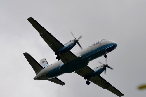 Plane - Flybe (4)