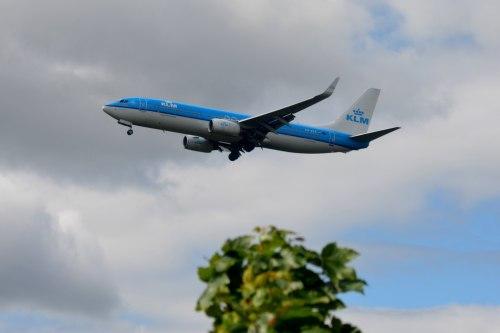 Plane KLM
