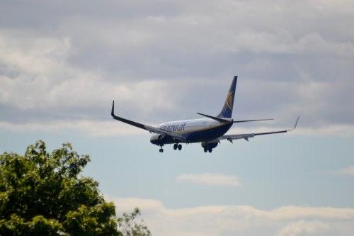 Plane Ryanair (2)