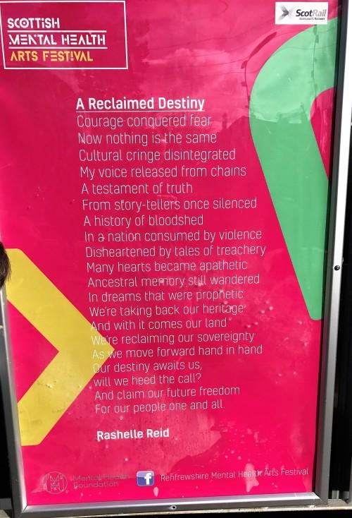 A Reclaimed Destiny